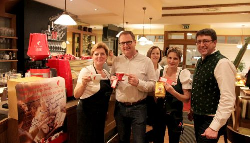 Stadtwirtshaus Hopferl-Kaffeehaus